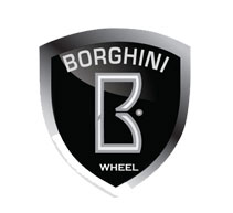 Borghini Center Caps & Inserts