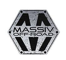 Massiv Offroad Center Caps & Inserts