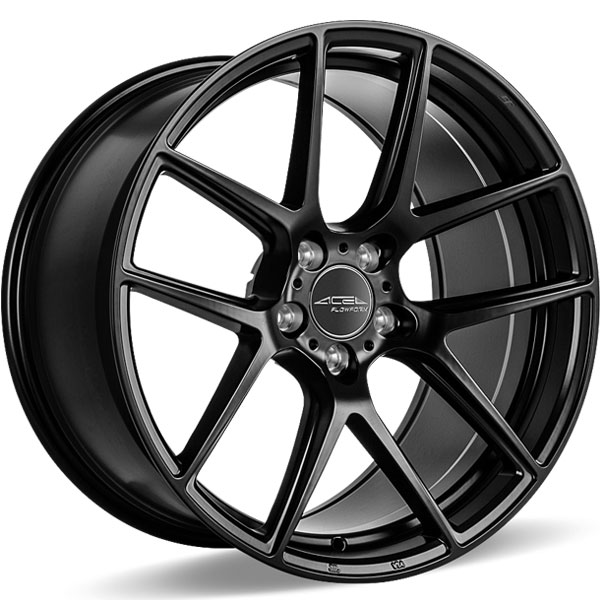 Ace Alloy AFF02 V002 Matte Black