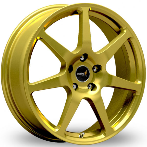 Asuka Racing RD21 Gold