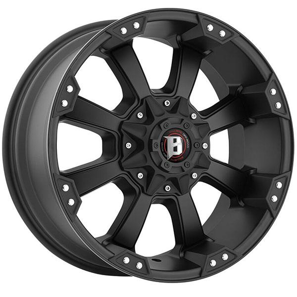 Ballistic Morax 845 Black