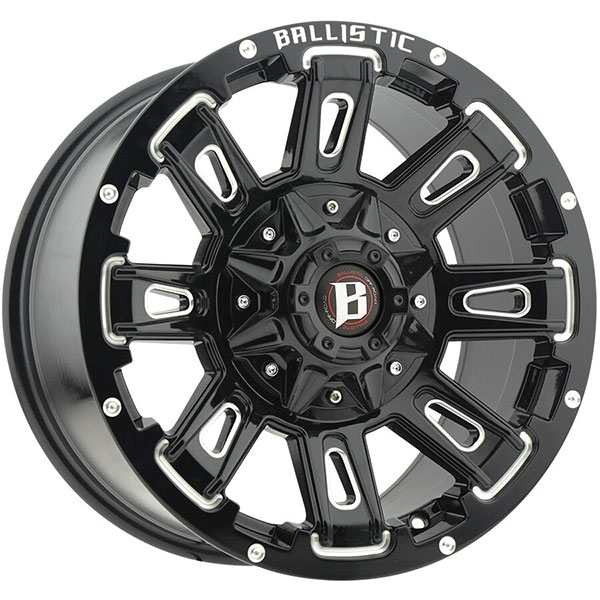 Ballistic Ravage 958 Gloss Black