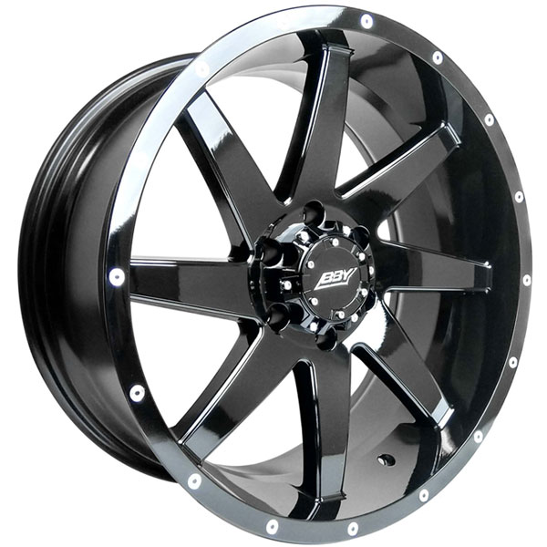 BBY Offroad 05 Blade Gloss Black