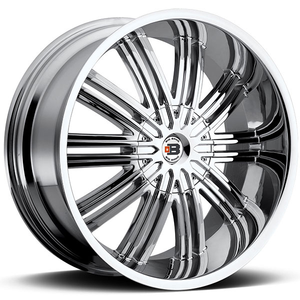 Big Bang BB30 Chrome