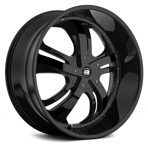 Big Bang BB9 Gloss Black