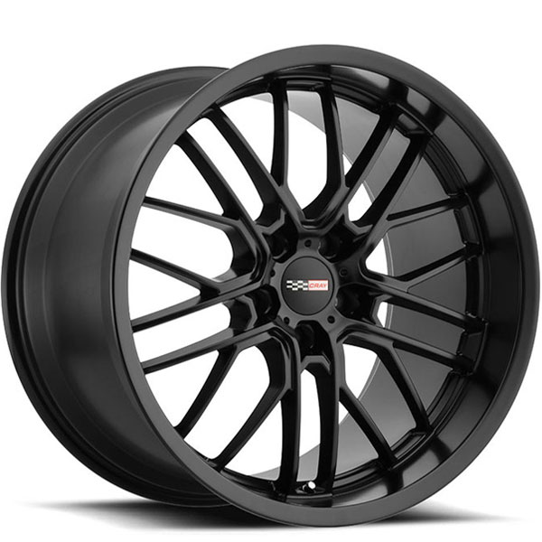 Cray Eagle Matte Black