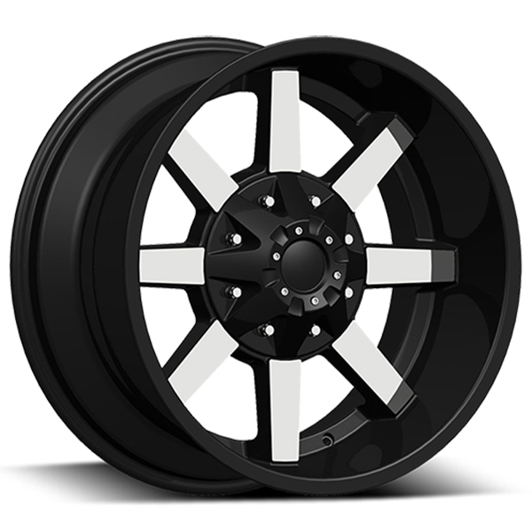 DCenti DW960 Black with Machined Face