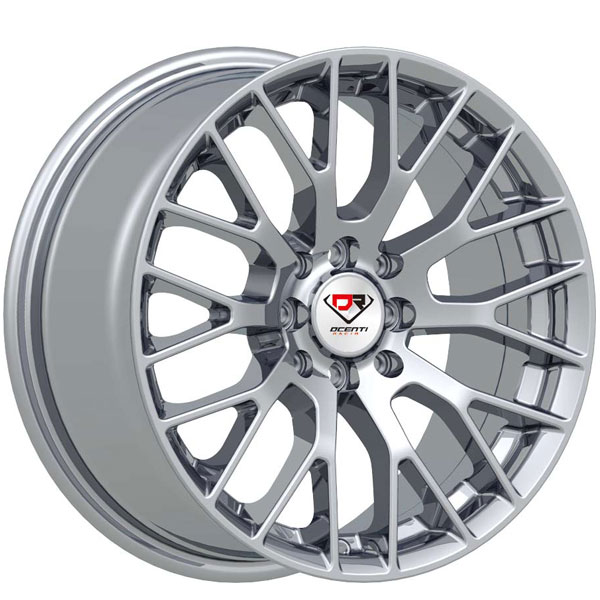 Dcenti Racing DCTL046 Chrome