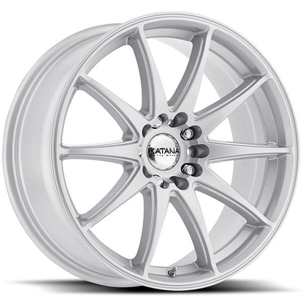 Katana KR30 Gloss Silver