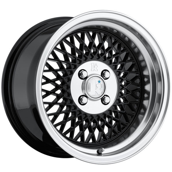 Klutch SL1 Black with Machined Lip