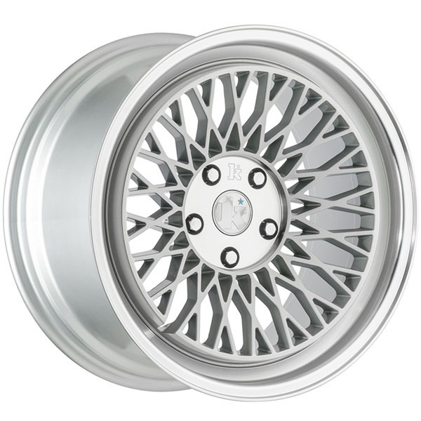 Klutch SLC1 Silver with Machined Face