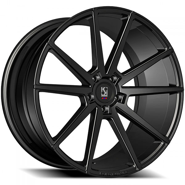 KoKo Kuture LE MANS Semi Gloss Black