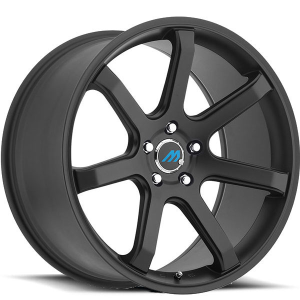 Mach ME7 Satin Black