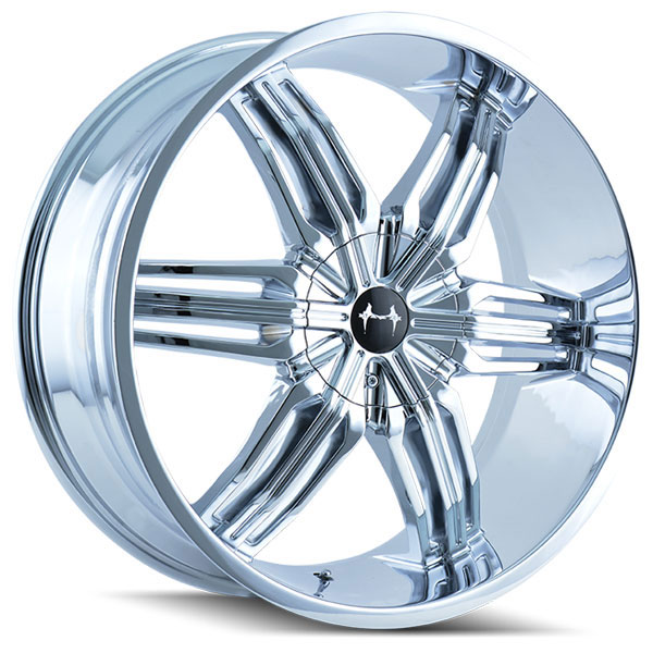 Mazzi Rush 792C Chrome