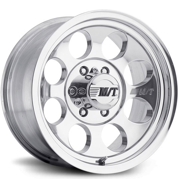 Mickey Thompson Classic III Polished