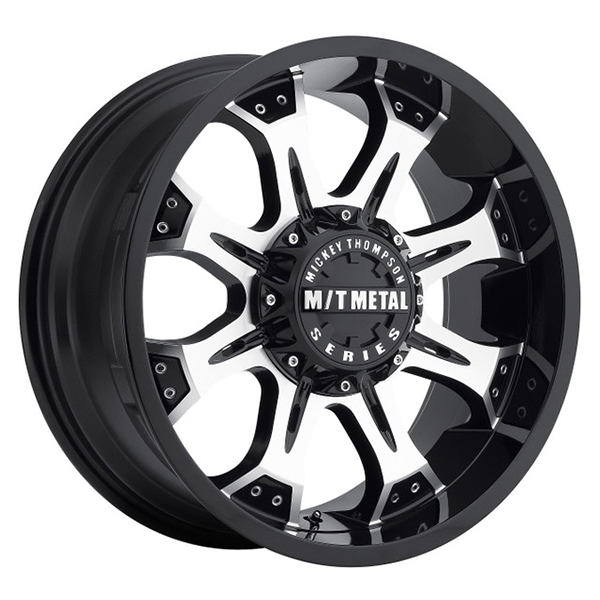 Mickey Thompson Metal Series MM-164M Matte Black
