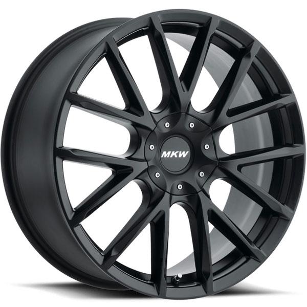 MKW M123 Gloss Black