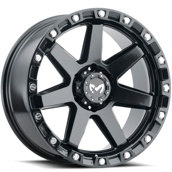 MKW M203 Satin Black