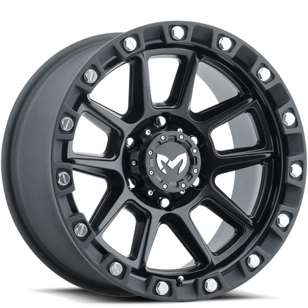 MKW M205 Satin Black