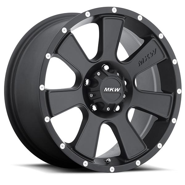MKW M90 Satin Black