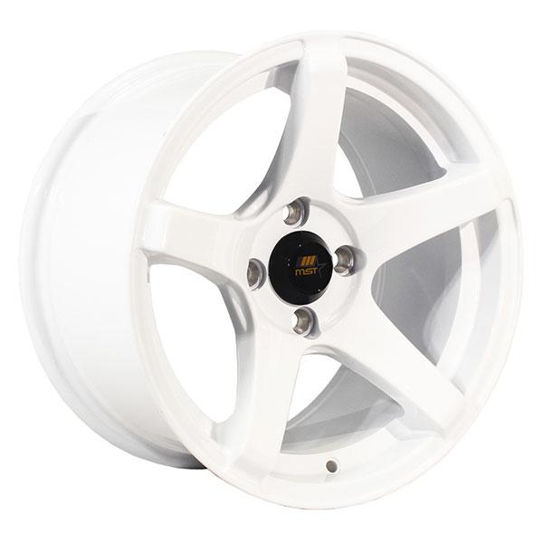 MST MT09 Gloss White