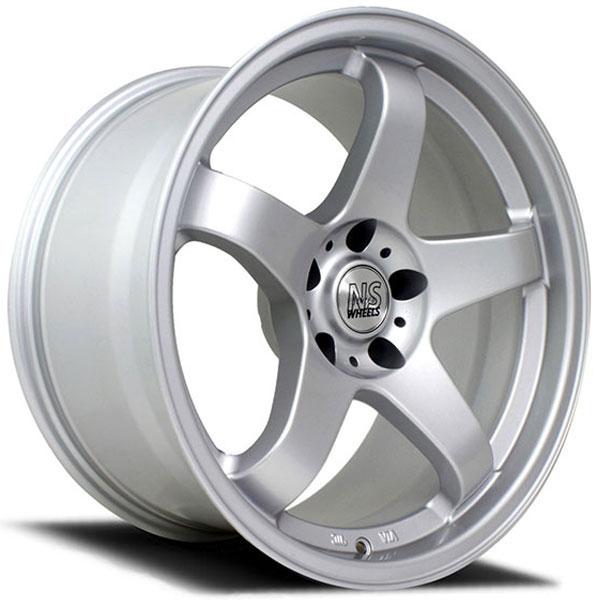 NS Series Drift-M01 Flat Silver