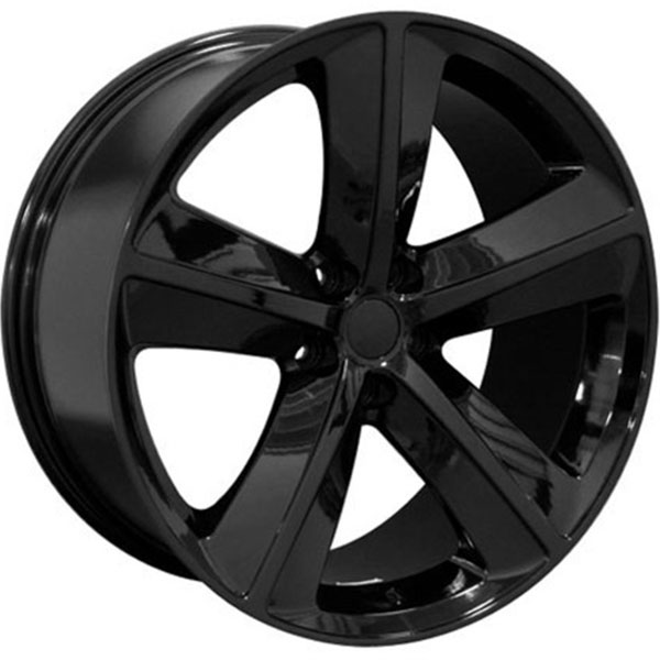 OE Revolution 123 Gloss Black