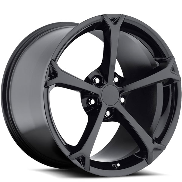 OE Revolution 130 Gloss Black