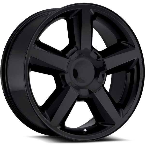 OE Revolution D-01 Gloss Black