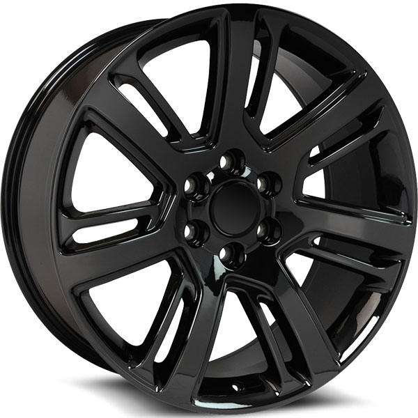 OE Revolution D-04 Gloss Black