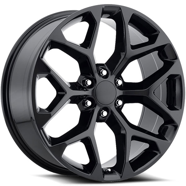 OE Revolution G-09 Gloss Black