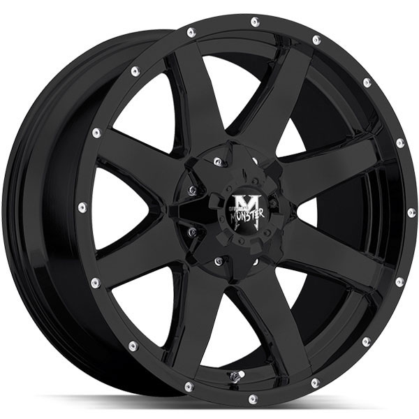 Off-Road Monster M08 Black