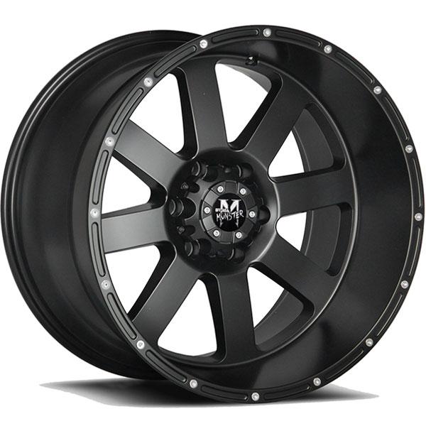 Off-Road Monster M18 Flat Black
