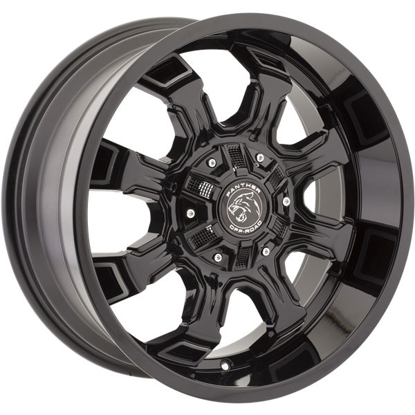 Panther Off-Road 579 Flat Black