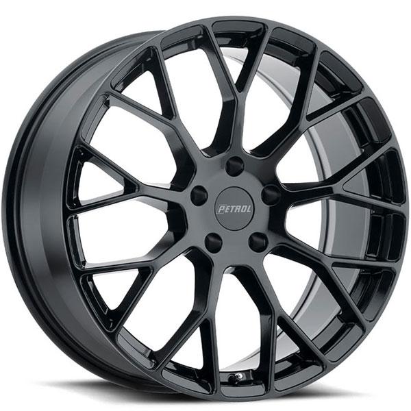 Petrol P2B Gloss Black