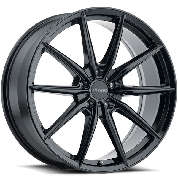 Petrol P4B Gloss Black