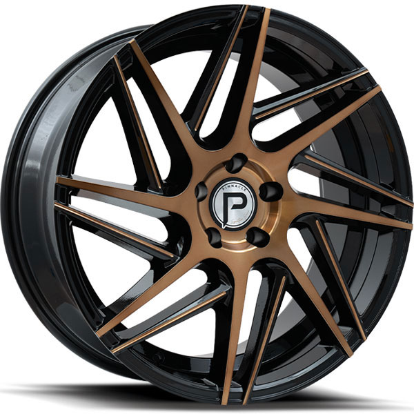 Pinnacle P104 Swerve Bronze Gloss Black