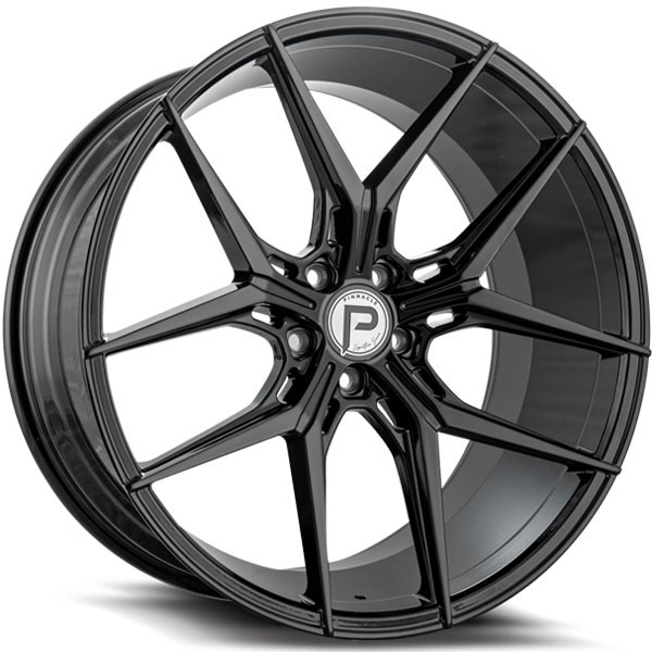 Pinnacle P204 Splendent Gloss Black