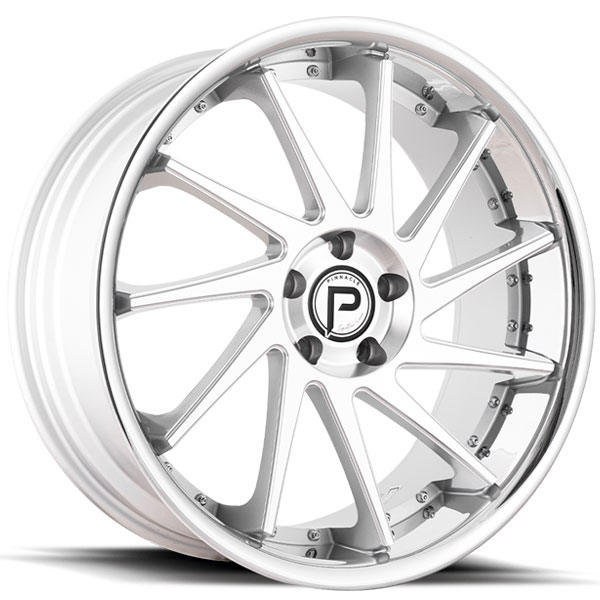 Pinnacle P216 Epic Silver Machined Milled with SS Lip