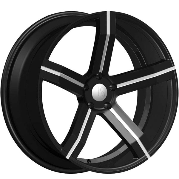 Red Sport RSW100A Black with Machined Face