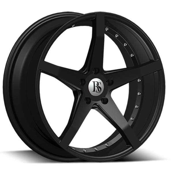 Red Sport RSW105A Black