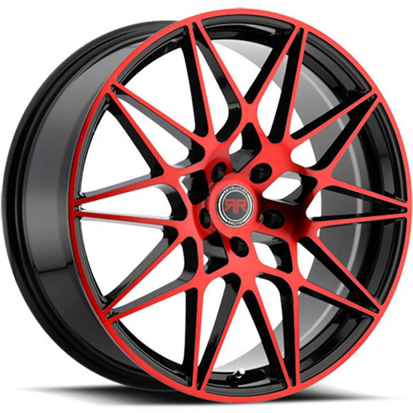 Revolution Racing R11 Black with Red Face
