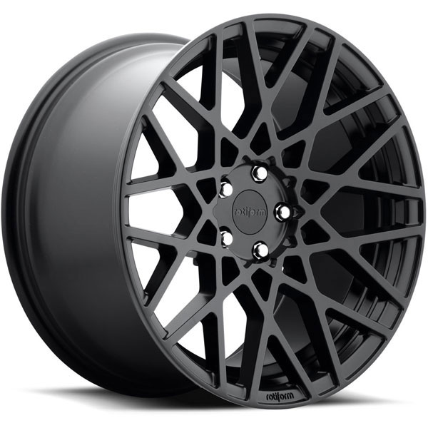 Rotiform BLQ Matte Black