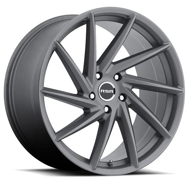 RSR R701 Tungsten Grey