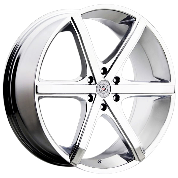 Sevizia SE-426 Chrome 6 Lug