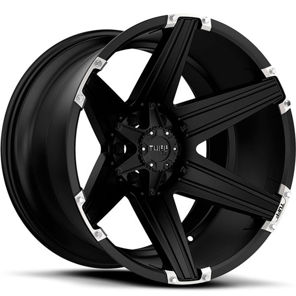 Tuff T12 Satin Black