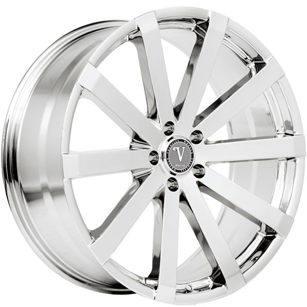 Velocity VW 12A Chrome