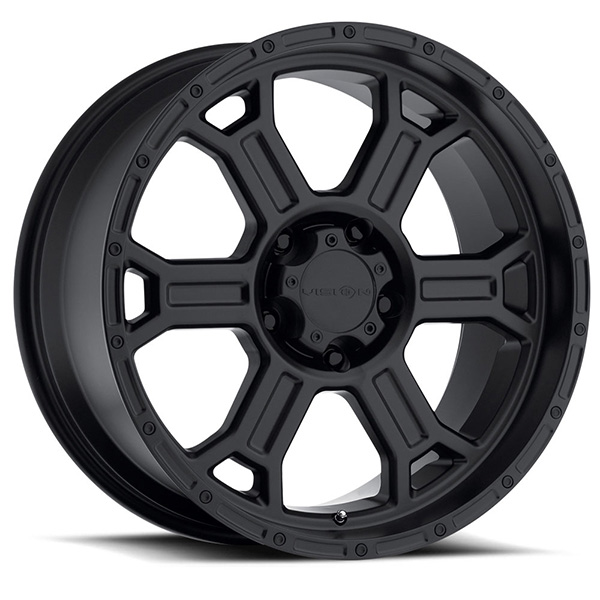 Vision Off-Road 372 Raptor Matte Black