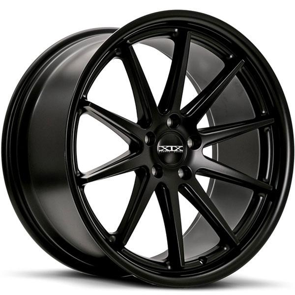 XIX Exotic X31 Matte Black